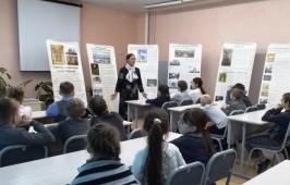 В СОШ №124 поселка Крутая горка состоялась передвижная выставка «Святые и святыни земли Омской»