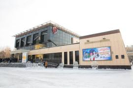 2019.12.22 Новогодний концерт от Администрации Омской области