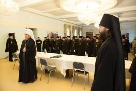 2019.12.24 Собрание духовенства
