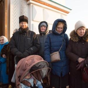 2019.12.24 Встреча иконы св. Спиридона Тримифунтского