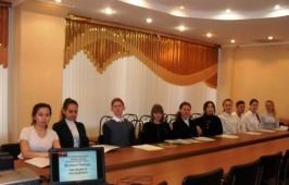 Конференция «Есть память, которой не будет забвенья» в Омском промышленно-экономическом колледже