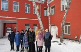 Экскурсия в стенах Омской духовной семинарии