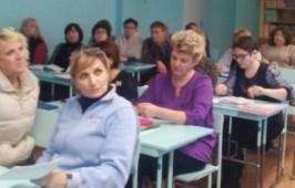 В Рождественском благочинии прошла встреча с коллективом школы № 34