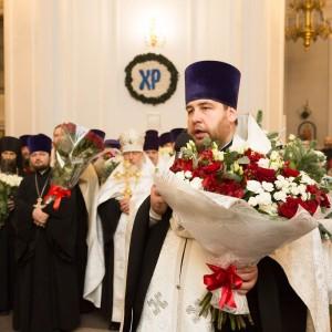 2020.01.09 вечерняя с поздравлениями в Успенском соборе-28