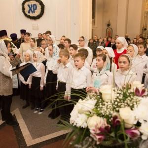2020.01.09 вечерняя с поздравлениями в Успенском соборе-34
