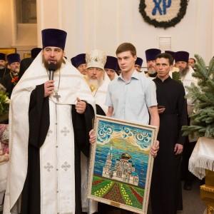 2020.01.09 вечерняя с поздравлениями в Успенском соборе-35