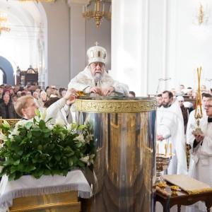 2020.01.19 Крещение Господне. Литургия-25