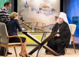 17 января в 17.20 состоится прямой эфир с митрополитом Владимиром