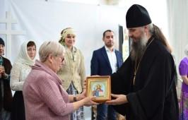 Спектакль «Сила молитвы» на фестивале культуры Святой Руси