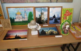 В Омской области проводится областной фестиваль творческих, исследовательских работ и проектов «Наследники о святых и святынях земли Омской»