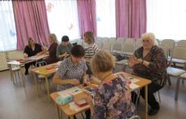 Творческая мастерская прошла в детском саду г. Омска