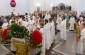Прямая телетрансляция в Светлую Пасхальную ночь позволила каждому жителю Омской области побывать на богослужении