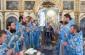 В день празднования явления иконы Пресвятой Богородицы во граде Казани митрополит Владимир совершил праздничное богослужение