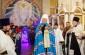 Митрополит Владимир поздравил с праздником Рождества Христова прихожан Свято-Никольского казачьего собора