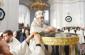 В праздник Крещения Господня митрополит Владимир совершил Божественную литургию и чин великого освящения воды в Успенском кафедральном соборе