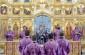 Омские верующие почтили память преподобного Иоанна Лествичника