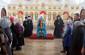 Митрополит Владимир поздравил прихожан Воскресенского военного собора с престольным праздником
