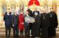 Омкой епархии подарено «Евангелие Ф.М. Достоевского»