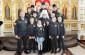 В Омске в день памяти великомученика Георгия Победоносца открылся Свято-Георгиевский борцовский клуб
