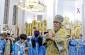 В праздник Казанской иконы Божией Матери митрополит Владимир совершил Литургию в одном из старейших храмов Омска