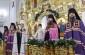 Духовенство Омской митрополии молитвенно разделило радость о Рождестве Христовом