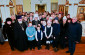 Митрополит Владимир поздравил прихожан Свято-Никольского казачьего собора с Рождеством Христовым