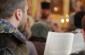 Молебен о создании семьи соборе Воздвижения Креста Господня г. Омска