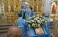 В канун Субботы Акафиста митрополит Владимир совершил утреню с чтением Акафиста Пресвятой Богородице