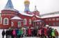 Школьники БУ «СОШ № 138» г. Омска посетили Знаменский храм