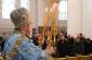В день отдания праздника Введения во храм Пресвятой Богородицы митрополит Владимир совершил Литургию в Успенском кафедральном соборе