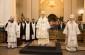 Духовенство Омской митрополии молитвенно разделили радость о Рождестве Христовом
