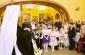 Митрополит Владимир поздравил прихожан храма вмчц. Параскевы Пятницы с Рождеством Христовым