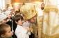 Митрополит Владимир совершил Литургию в храме святителя Василия Великого