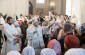 В праздник Богоявления митрополит Владимир совершил Литургию и чин великого освящения воды в Успенском кафедральном соборе